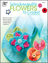 Interchangeable Flowers to Crochet