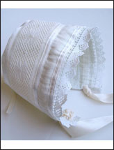 Adjustable Knot Bonnet for Babies