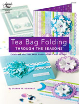 Tea Bag Folding Through the Seasons