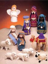 Crochet Creche Complements