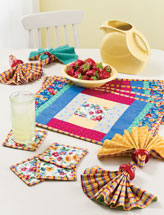 Summerset Fat Quarter Fancy Kitchen Collection