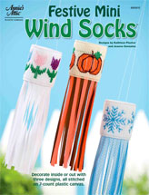 Festive Mini Wind Socks