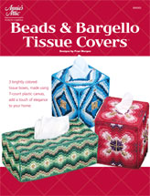 Beads & Bargello Tissue Covers