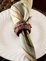 Autumn Napkin Ring