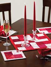 Heartfelt Table Runner