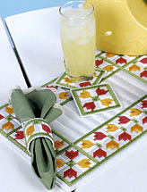 Tulip Time Table Decor