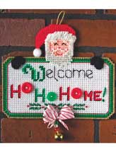 Welcome Ho Ho Home!