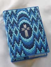 Bargello Bible Cover