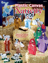 Plastic Canvas Nativity