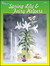 Spring Lily & Fairy Helpers