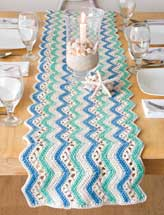 Sand, Sea & Sky Table Runner