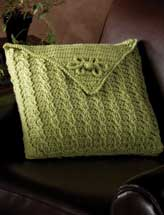 Classy Cables Pillow