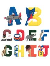 Teach & Touch Alphabet