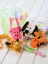 Animal Pocket Pouches