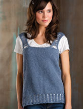 Trapeze Tunisian Top