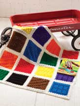 Crayon-Box Blanket