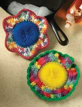 Dressed-Up Scrubbies