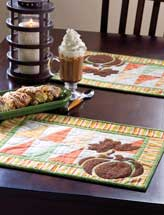 Autumn Place Mats