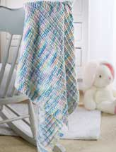 Candy Stripes Blankie