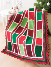 Christmas Quilt Crochet Pattern