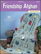 Friendship Afghan