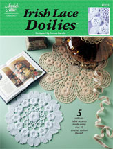 Irish Lace Doilies