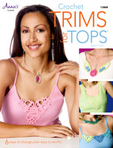Crochet Trims for Tops
