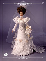 Bridal Trousseau Bride Doll