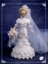 The Edwardian Lady Bridal Gown Bride 1996