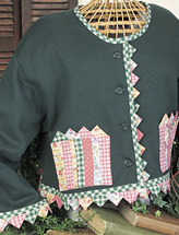 Picket Fences Cardigan