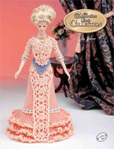 The Edwardian Lady Dinner Gown Miss June 1996
