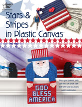 Stars & Stripes in Plastic Canvas