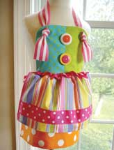 Sailor & Clown Knot Aprons for Children