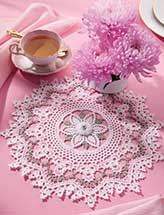 Irish Mystique Doily