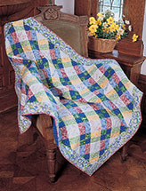 Love of Patchwork Friendship Quilt