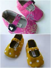 Juliet Baby Mary Janes