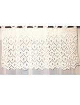 English Lace Knitted Window Valance
