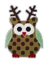 ReindOwl Wall Hanging