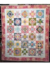Tropical Two Block Quilt