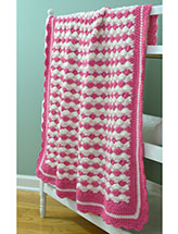 Shells of Love Baby Blanket
