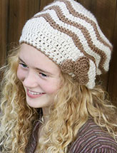 Nora Rose Slouchy Hat
