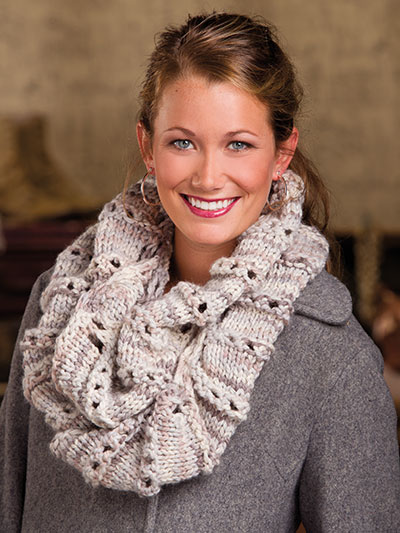 Beefeater Pleated Cowl