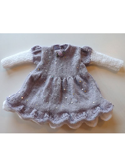 Linzi Lou Baby Dress