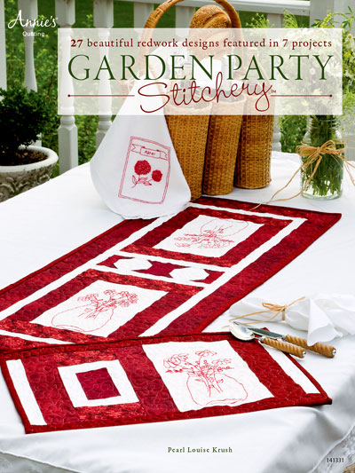 Garden Party Stitchery