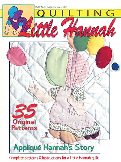 Quilting Little Hannah