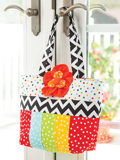Flower Pop Tote