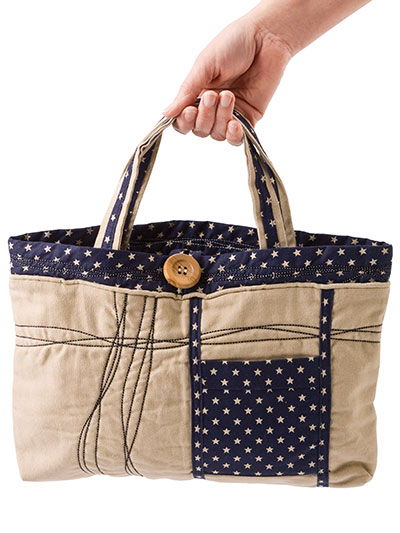 Starry Night Tote