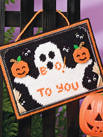 Boo to You Wall Hanging