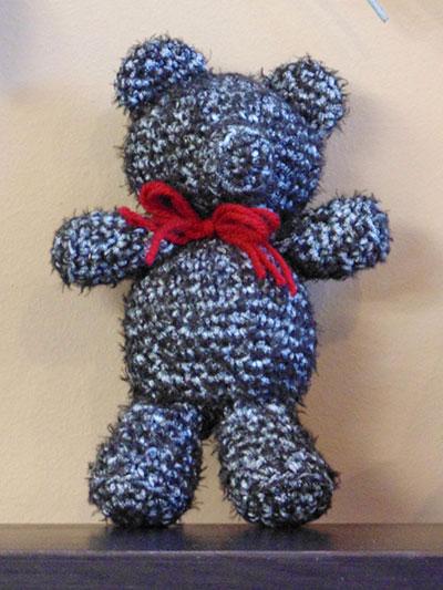 Crochet - Toys - Stuffed Toys - Fuzzy Bear