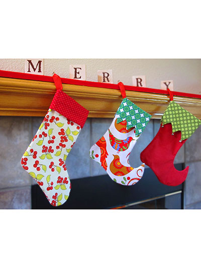 Christmas Stockings With Style!